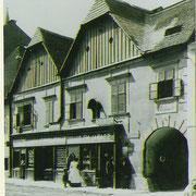 Schrannenhof, ar. 1910