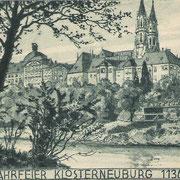 Klosterneuburg Abbey, ar. 1870