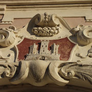 Detail of Town Hall Front