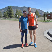 Matthew Centrowitz - Weltmeister und Olympiasieger 1500m