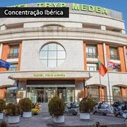 Concentração Ibérica
