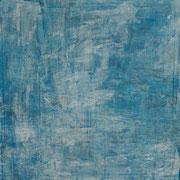 Blau 2 - 100x100 cm, Acryl auf Leinwand - 2016