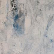 Wind 4 - 100x70 cm, Acryl auf Leinwand - 2016