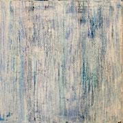 Blau 5 - 100x100 cm,  Acryl auf Leinwand - 2016