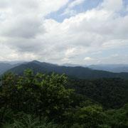 岩茸石山山頂から見た秩父の絶景