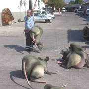 Ratas gigantes II