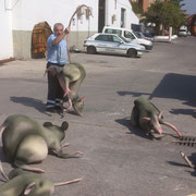 Ratas gigantes I
