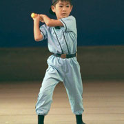 「野球」より 2002年スタジオ発表会より
