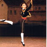 「ドン・キホーテ」より闘牛士 2005年るのバレエ発表会より