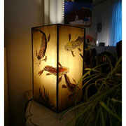 lampe poissons