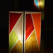 lampe grenadine