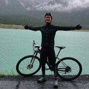 Schlechteres Wetter oberhalb von Livigno