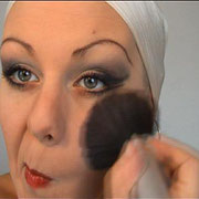 MAKE-UP SHOULD BE FINALLY RECOGNIZED AS AN ARTFORM, 1999/2001 - Gabrielle Zimmermann