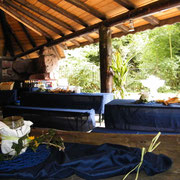 Grillhütte gestaltet von SOG