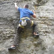 Hessigheimer Felsengärten Kletterkurs mit Sports  Outdoor Guide