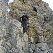 Klettern in den Alpen mit SOG