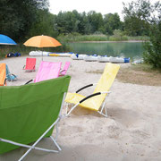 Beach Event mit Sports & Outdoor Guide