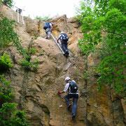 Klettersteig mit SOG