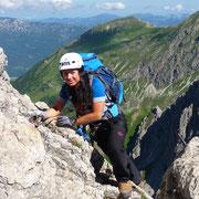 Mindelheimer Klettersteig mit Sports & Outdoor Guide
