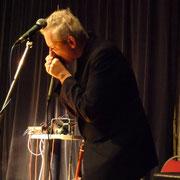 Harp-Virtuose Jörg Breitfelder