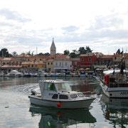 Hafen von Novigrad