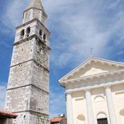 Neue Kirche von Višnjan