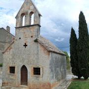 alte Kirche von Višnjan