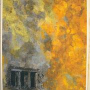 gruft   70 cm x 100 cm, 1999