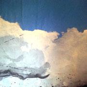 Himmel der Bayern   3,20 m x 1,65 m, 2007