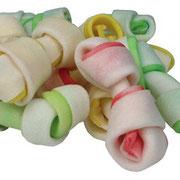 груминг китайской хохлатой игрушки для зубов лакомства