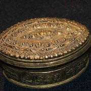 Betel-Box oval 70 x 40 mm