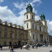 Kirche Hl. Kreuz in Warschau