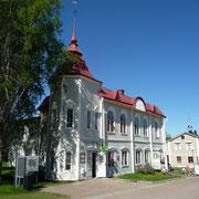 Haus neben der Kirche