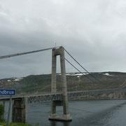 die Brücke nach Hammerfest