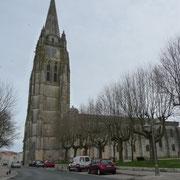 Kirche von Marennes
