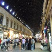 der Suq Hamidiye in Damaskus