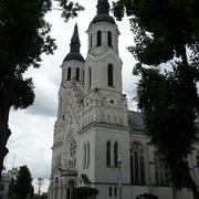 Herz-Jesu-Kirche in Augustow