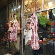 Fleischverkäufer