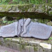 Standort von Graf Stauffenberg beim Attentat auf Adolf Hitler