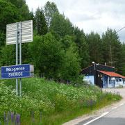 wieder in Schweden