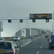 Brücke bei Saint Nazaire