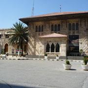 Bahnhof Aleppo