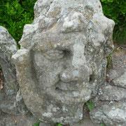die Steinskulpturen des Abbé Fouré ...