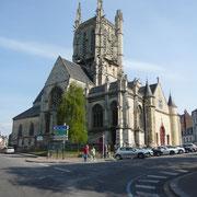 Kirche St. Trinité in Fécamp