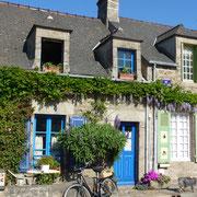 Dorfidylle in Barfleur