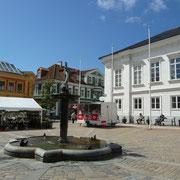 Ystad | Marktplatz