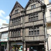altes Haus in Caen