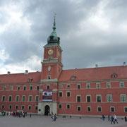 Rathaus Warschau