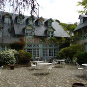 Rundgang in Veules-les-Roses