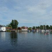 jetzt in Karlsborg am Vätternsee (Göta-Kanal)